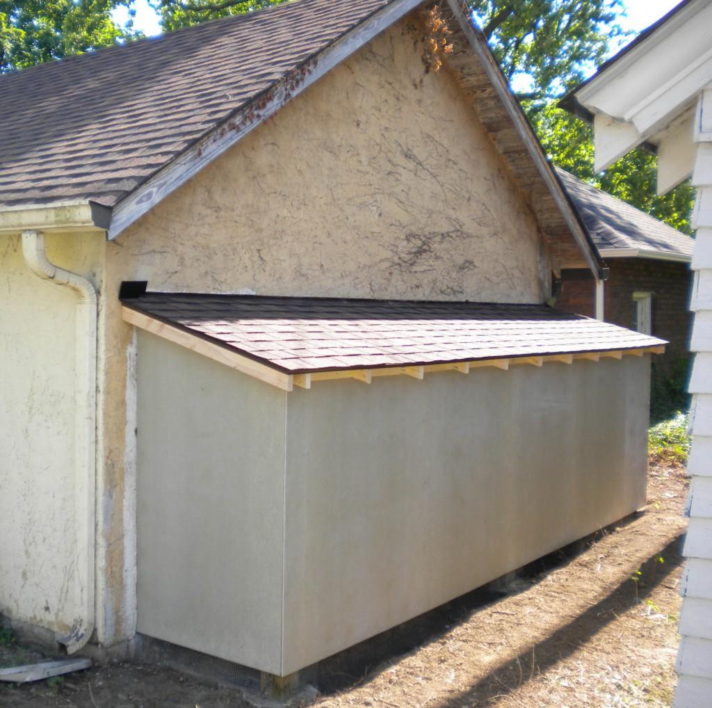 Garage Bump Out Jed Buxton Design Build