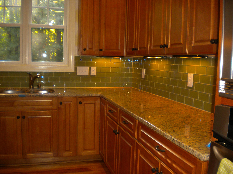 Tile Kitchen Jed Buxton Design Build